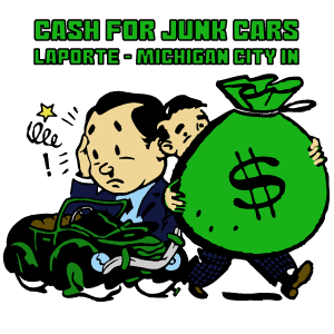 Junk Cars Laporte Michigan City